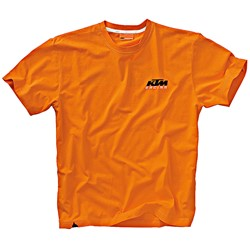 Bild von KTM - Herren T-Shirt Racing Orange Tee