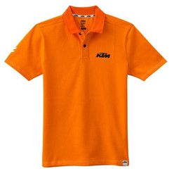 Bild von RACING POLO ORANGE XS