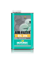 Bild von MOTOREX AIR FILTER OIL 206  1lt