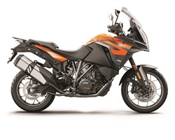 Bild von KTM 1290 Super Adventure S 2019 orange
