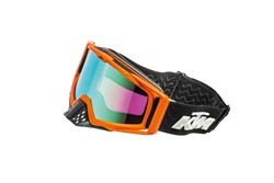 Bild von Racing Goggles Orange